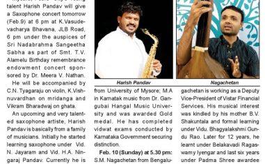 Star of Mysore - 8th Feb 2019