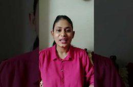 Ms. Shreya Soni (MCA) (2017-2020) Software Engineer, Accenture Solution Pvt. Inc.